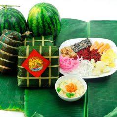 Plats traditionnels du Têt Vietnamien