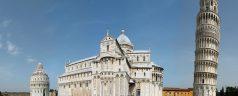 Italie - Pise - Place des miracles