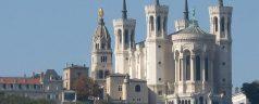 France - Lyon - Basilique Notre-Dame de Fourvière