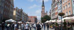Pologne - Gdansk - Vieille Ville et marché