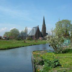 Partir aux Pays-Bas en famille pour profiter de nombreux villages de vacances