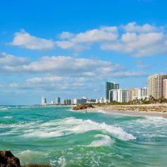 Miami, une destination de vacances recherchée