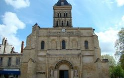 Bordeaux : La basilique Saint-Seurin fondée au VIème siècle