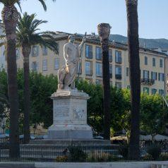 La découverte de la Corse et Bastia en particulier