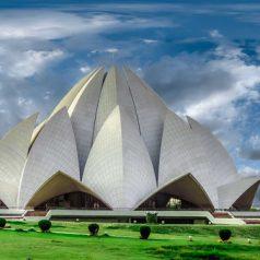 Découvrir New Delhi en famille