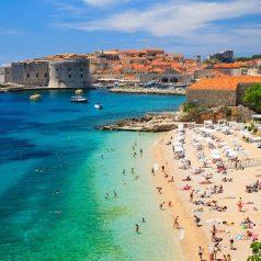 Apprécier la douceur de vivre de Dubrovnik depuis l'aéroport Roissy Charles de Gaulle