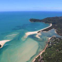 Abel Tasman ou les splendeurs de la nature