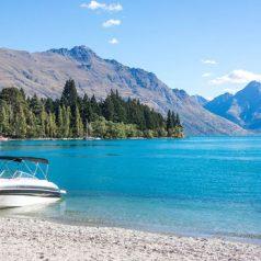 A la découverte de la  Nouvelle-Zélande