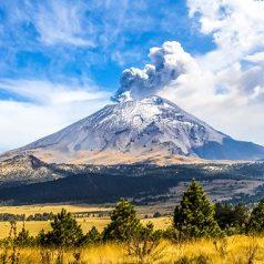 Partez à la découverte des montagnes mexicaines