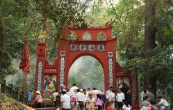 Visite de Phu Tho Vietnam