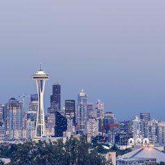 Découvrir les zones touristiques de la ville de Seattle