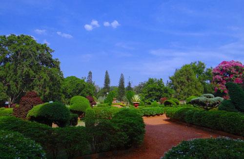 jardin botanique bangalore