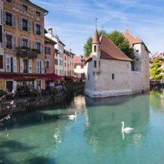 Le guide complet du touriste à Annecy