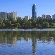 Voyage au Canada : visiter Edmonton et ses attraits