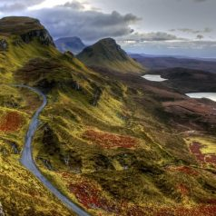Les parcs naturels à explorer en Écosse